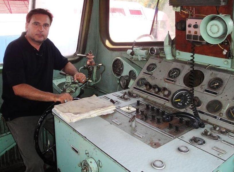 Μηχανή του Χρόνου – Η Ιστορία του τρένου στην Ελλάδα
